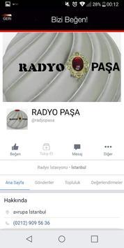 Radyo Paşa screenshot 2