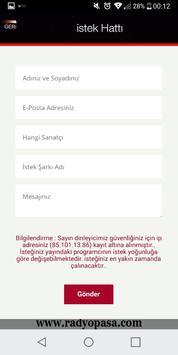 Radyo Paşa screenshot 3