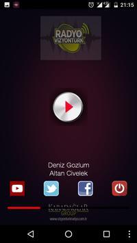 Vizyon Türk Radyo apk screenshot