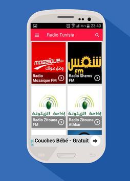 Radio Tunisia poster