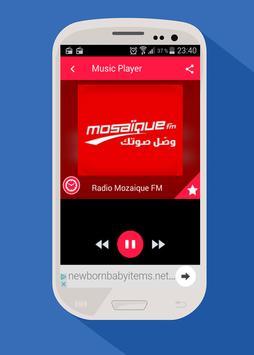 Radio Tunisia screenshot 1