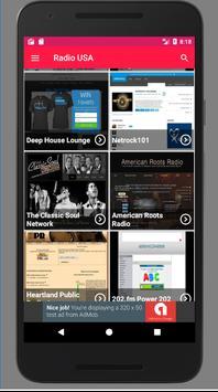 Radio USA screenshot 5