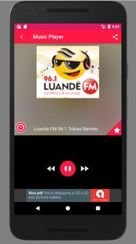 Radio Brazil screenshot 2