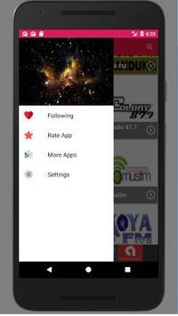 Radio Indonesia screenshot 5