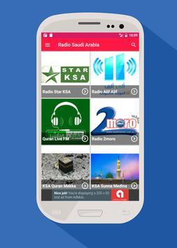 Radio Saudi Arabia apk screenshot