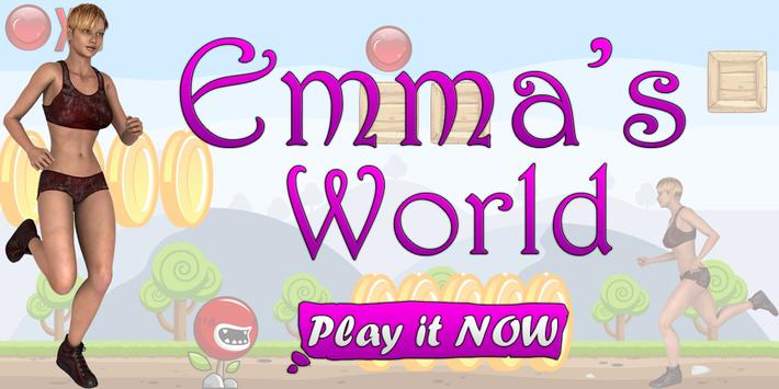 Emma's World : Jungle Run screenshot 3