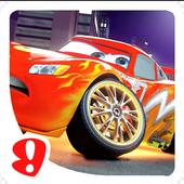 McQueen Lightning Racing Games icon