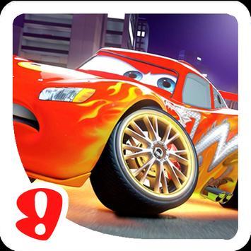McQueen Lightning Racing Games apk screenshot