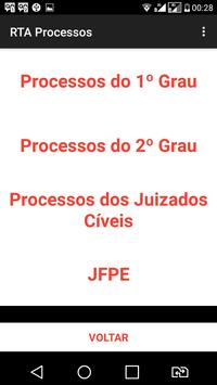 RTA Processos screenshot 1