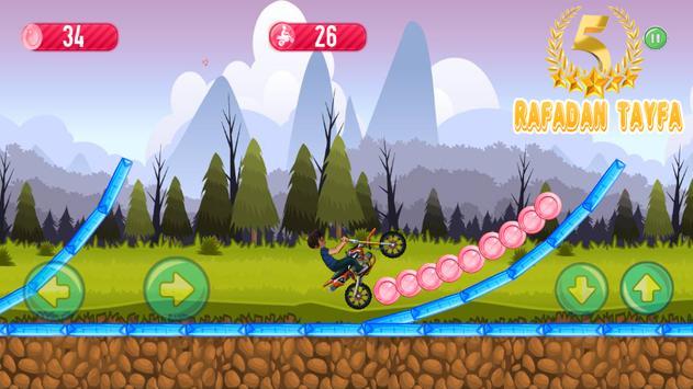 Rafadan tayfa Moto Bicycle poster
