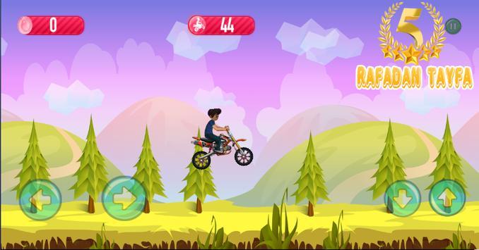Rafadan tayfa Moto Bicycle apk screenshot