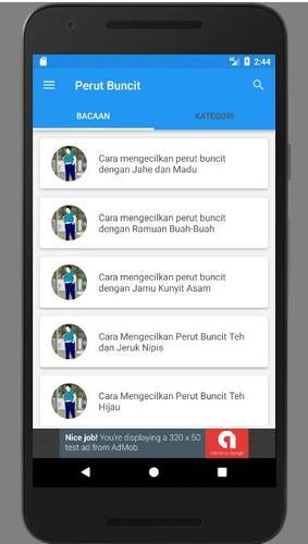 Cara Mengecilkan Perut Buncit Yang Tidak Teruji For Android Apk Download