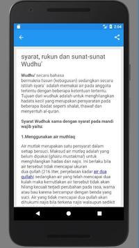 Cara Ambil Air Wudhu screenshot 4