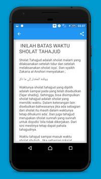 Panduan Sholat Tahajud screenshot 4