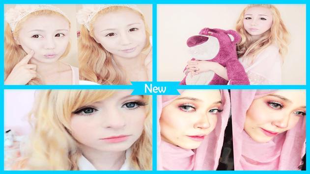 Doll Makeup Tutorials screenshot 2