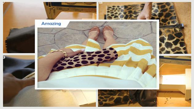 DIY Leopard Clutch Idea apk screenshot
