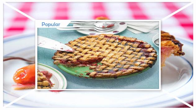 Sweet DIY Tart Cherry Pie apk screenshot