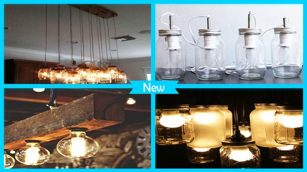 Wonderful DIY Mason Jar Chandelier screenshot 4