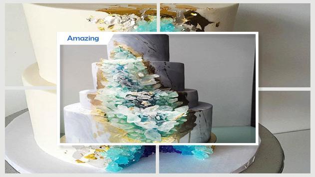 Unique Geode Decoration apk screenshot