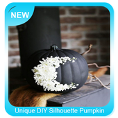 Unique DIY Silhouette Pumpkin Tutorials icon