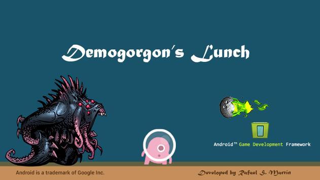 Demogorgon's Lunch poster