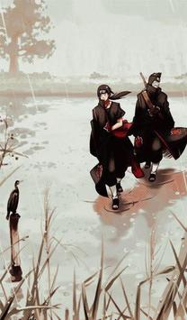 Uchiha Wallpaper HD screenshot 1