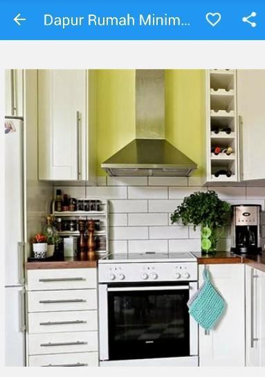 108+ Gambar Desain Dapur Untuk Rumah Minimalis Terbaik Untuk Di Contoh
