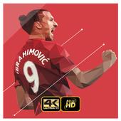 Ibrahimovic Wallpaper HD Free icon