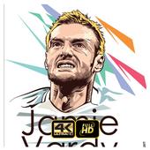Jamie Vardy Wallpaper icon