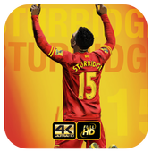Sturridge Wallpaper HD icon