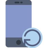 بازیابی اطلاعات گوشی ikona
