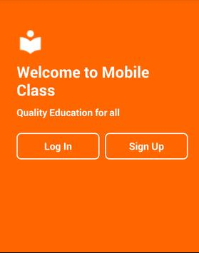 Mobile Class poster