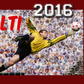 Goal Keeper Penalty 2016 icon