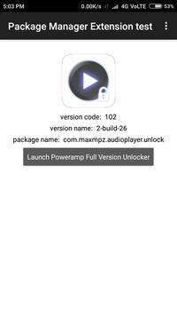 App package Name checker screenshot 2