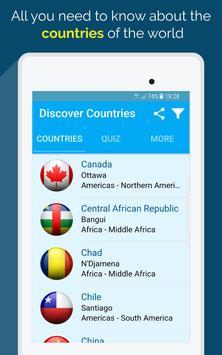 Discover Countries screenshot 16