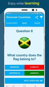 Discover Countries screenshot 1