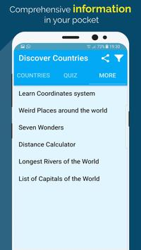 Discover Countries screenshot 4