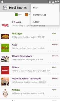 Halal Eateries (Birmingham) apk screenshot
