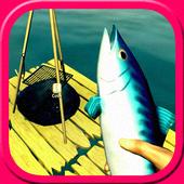 The Raft Shark Island icon
