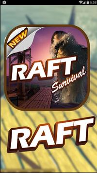 RAFT - Try To Survive poster