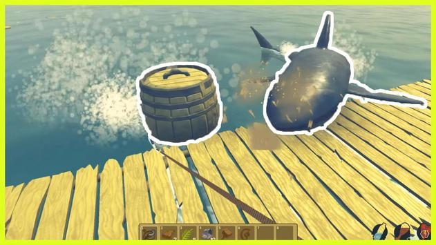 RAFT - Try To Survive apk screenshot