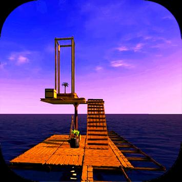 The Raft Craft Survival Update apk screenshot