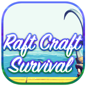 Survival Raft Craft - Game ! icon