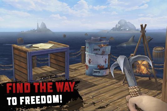 RAFT: Original Survival Game apk screenshot