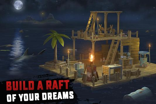 RAFT: Original Survival Game apk تصوير الشاشة