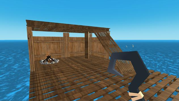 Survive on Raft(ALPHA) apk screenshot