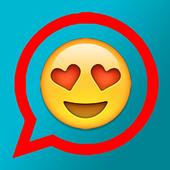 أحلى واجمل رسائل الحب الجديدة icon