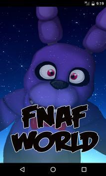 Frightening FNAF Songs lyrics poster