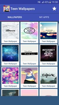 Teen Wallpapers HD screenshot 1