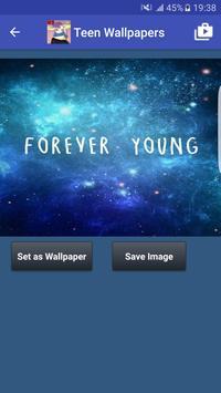 Teen Wallpapers HD screenshot 3